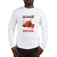 Crabby Pirate Long Sleeve T-Shirt
