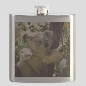 Sweet Baby Koala Flask