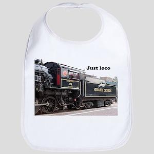 Just loco: steam train engine, Arizona, USA 4 Bib