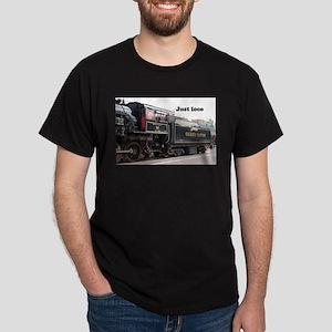 Just loco: steam train engine, Arizona, US T-Shirt