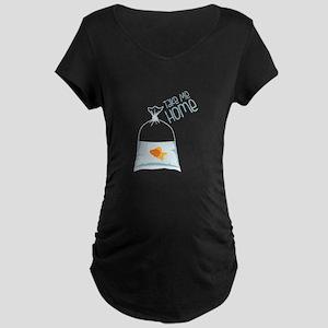 Take Me Home Maternity T-Shirt
