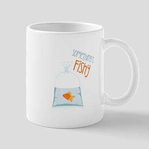 Somethings Fishy Mugs