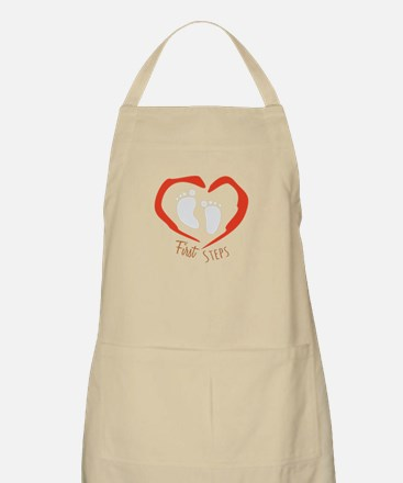 First Steps Apron