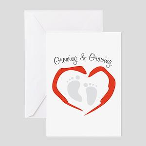 Growing & Growing Greeting Cards