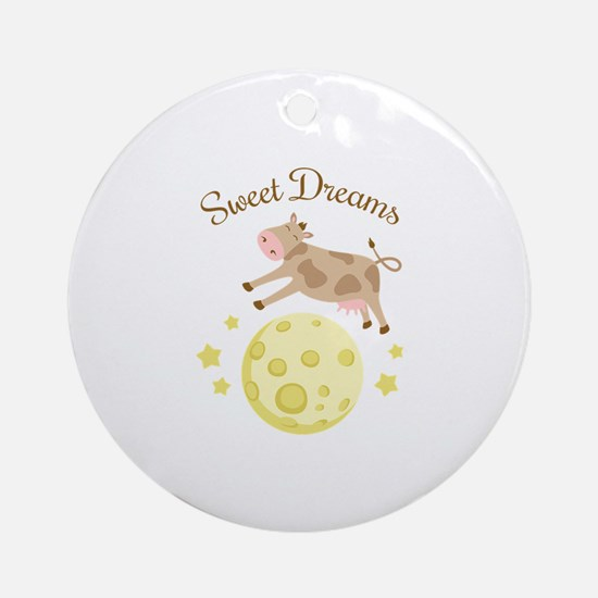 Sweet Dreams Ornament (Round)
