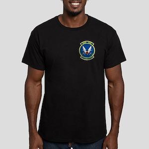 609th AIS Men's Fitted T-Shirt (dark)