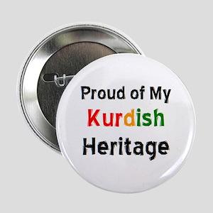 """kurdish heritage 2.25"""" Button"""