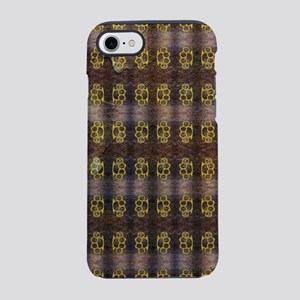 Brass Knuckles Pattern iPhone 7 Tough Case