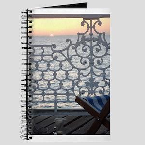 Fall Sunset Journal