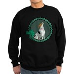 Irish American Foxhound Sweatshirt (dark)