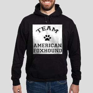 Team American Foxhound Hoodie (dark)