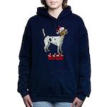 Nice American Foxhound Women's Hooded Sweatshirt