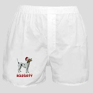 Naughty American Foxhound Boxer Shorts
