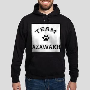 Team Azawakh Hoodie (dark)