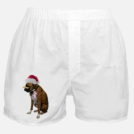 Santa Boxer Christmas Boxer Shorts