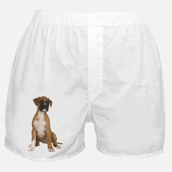 Boxer Puppy Boxer Shorts