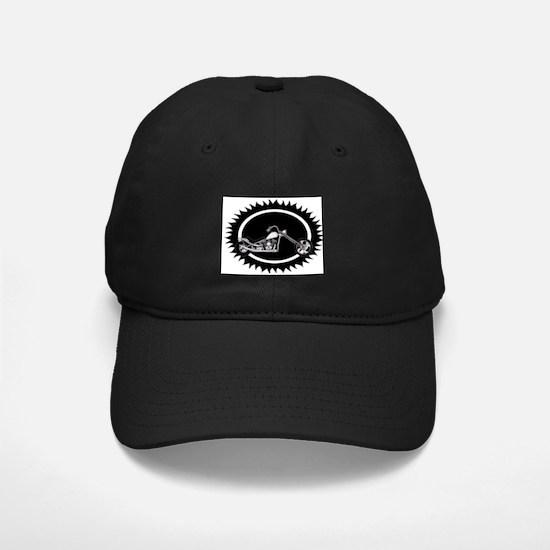 biker look Baseball Hat