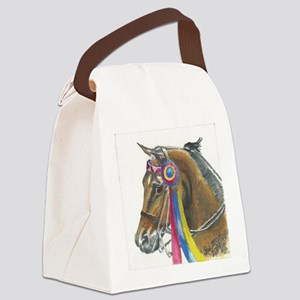 Morgan English Pleasure II Canvas Lunch Bag