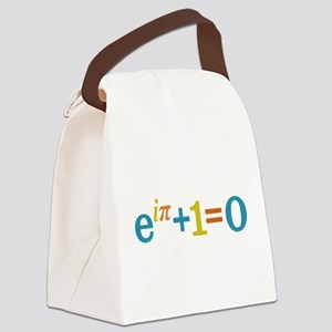 Eulers Identity Canvas Lunch Bag