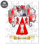 Heinlein Puzzle