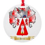 Heinl Round Ornament