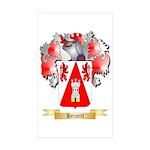 Heinert Sticker (Rectangle 50 pk)