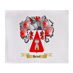 Heinel Throw Blanket