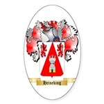 Heineking Sticker (Oval 50 pk)