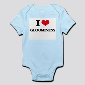 I Love Gloominess Body Suit