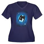 Dark Star Plus Size T-Shirt