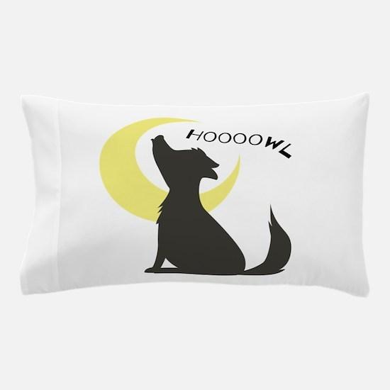 Howl Pillow Case