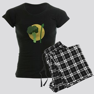 Broccoli Asparagus Pajamas