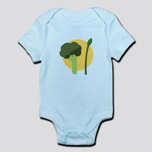 Broccoli Asparagus Body Suit
