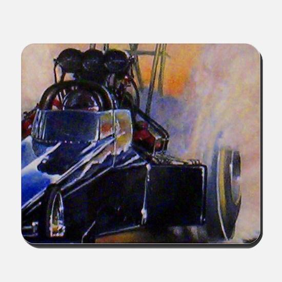 Auto Racing Mousepad