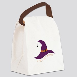 Wee Bit Wicked Canvas Lunch Bag