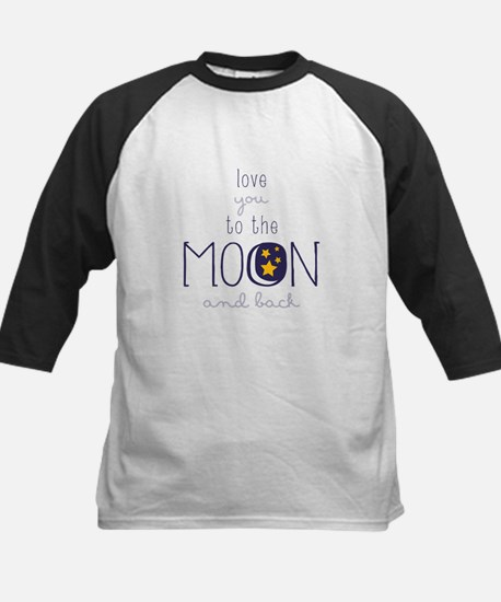 To The Moon Baseball Jersey