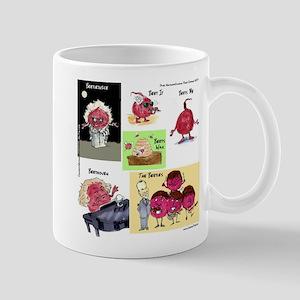I Love Beets Mugs