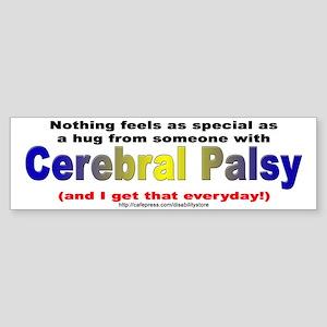 CP Special Hug Bumper Sticker
