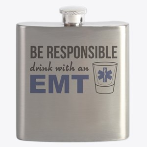Drink with an EMT Flask