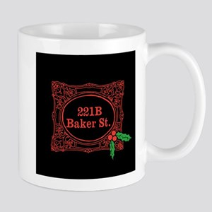 Holmes for Christmas Mugs