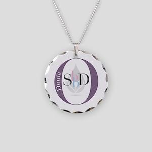 Official Stillbirthday Necklace Circle Charm