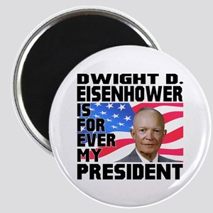 Eisenhower 4ever Magnet