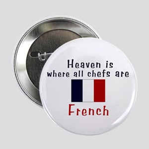 "French Chefs 2.25"" Button (10 pack)"