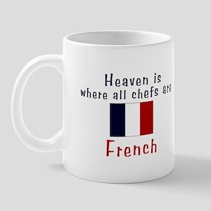 French Chefs Mug