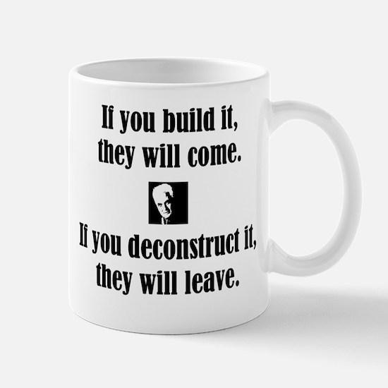 Deconstruct It Mug