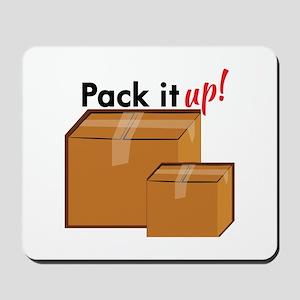 Pack It Up Mousepad