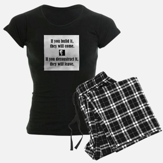 Deconstruct It Pajamas