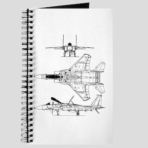 F-15 Eagle Schematic Journal