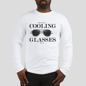 Cooling Glasses Long Sleeve T-Shirt