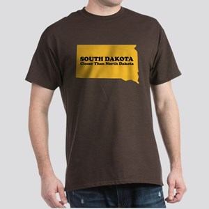 South Dakota Dark T-Shirt